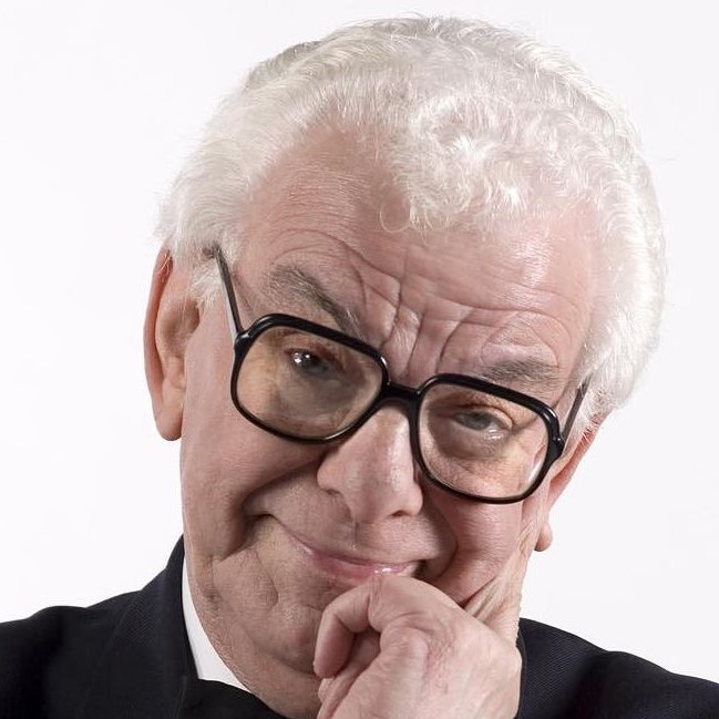 Barry Cryer - Small